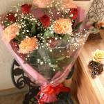 ラ・カンパネラ花束